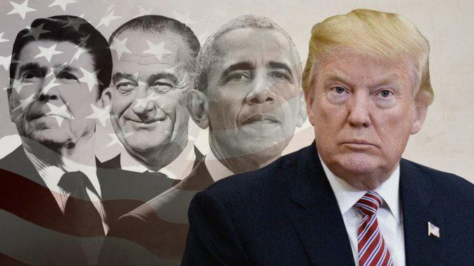 Kako će istorija suditi o predsedniku Trampu 2