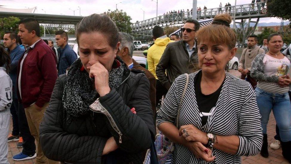 eksplozija u Bogoti
