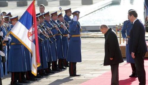 """Vladimir Putin u Beogradu: Pet stvari koje su obeležile """"Putindan"""" 3"""