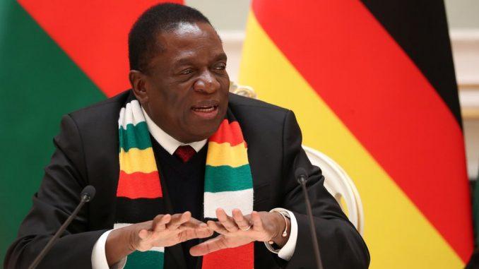 Predsednik Zimbabvea otkazao prisustvo u Davosu zbog protesta u zemlji 2