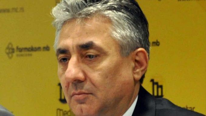 Dragoljub Simonović - uhapšeni naprednjak 1