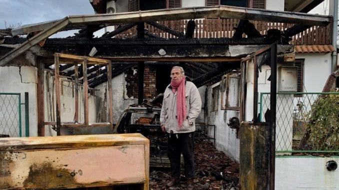 O čemu je sve pisao novinar kome je zapaljena kuća? 1