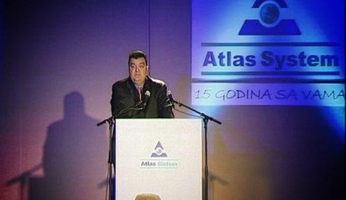 Atlas grupa: Inspektori za privredni kriminal ušli u Kneževićevu TV 2