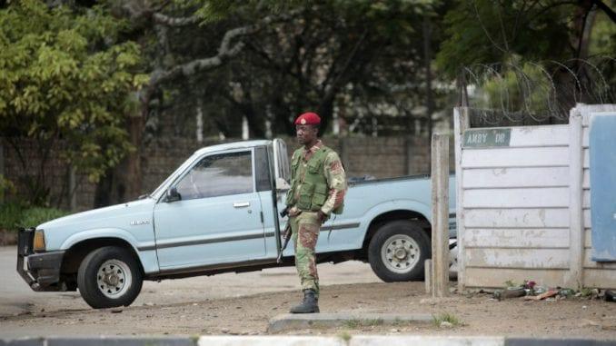 """Zimbabve: Vojnici osumnjičeni za """"sistematsku torturu"""" 1"""