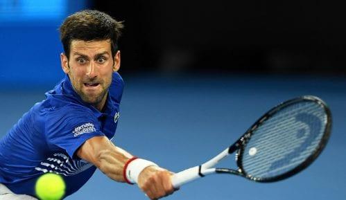 Novak Đoković i Filip Krajinović igraju za Top osam teniskog Australijan opena 5