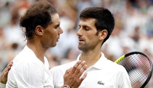AO: U nedelju finale Đoković - Nadal 4