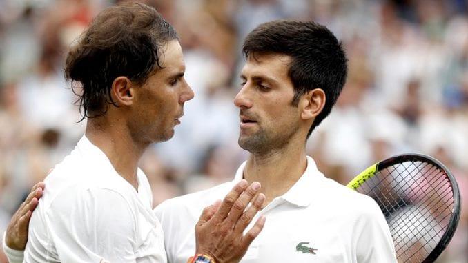 AO: U nedelju finale Đoković - Nadal 1