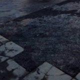 Brza popravka kamenih kocki ispred Hrama pred doček Putina (VIDEO) 3