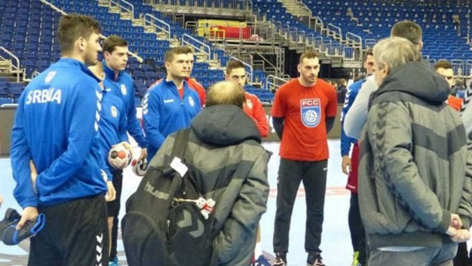 Srbija protiv Rusije počinje učešće na SP za rukometaše 1