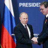 Putin čestitao Vučiću Novu godinu i Božić 12
