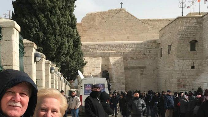 Izrael (2): Božić u Vitlejemu 1