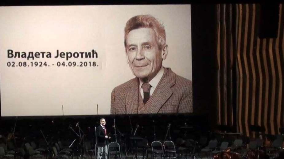 Svečana Akademija posvećena Vladeti Jerotiću 1