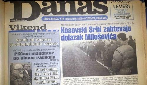 Klinton (1999): Nemiri na Kosovu pretnja nacionalnoj sigurnosti SAD 4