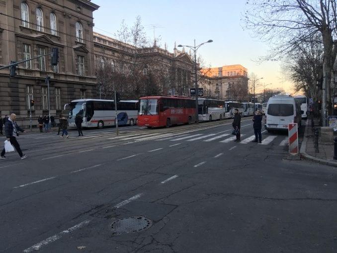 Kako obezbediti 150 autobusa iz Vranja i Leskovca 1