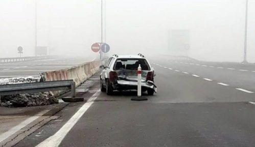 MUP: Na snimku se jasno vidi trenutak nezgode i da Babić nije mogao biti vozač 9