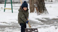 Lančani sudar na Ibarskoj, zbog snega kolaps u saobraćaju u Beogradu 2