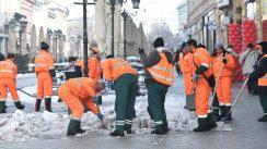 Lančani sudar na Ibarskoj, zbog snega kolaps u saobraćaju u Beogradu 5