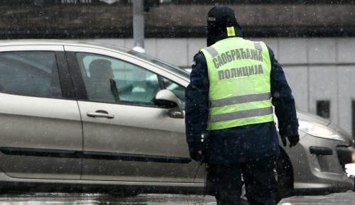 U proteklih pet dana 1.588 vozača vozilo pod uticajem alkohola 15