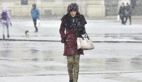 U Srbiji sutra moguć sneg, sem na severu Vojvodine 4