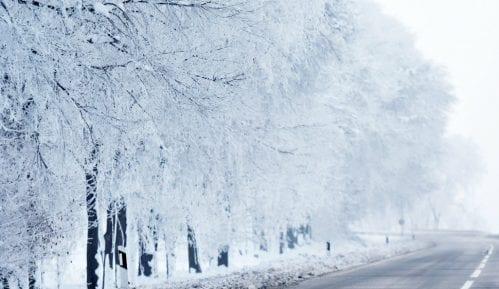 AMSS: Oprez zbog magle i moguće poledice na putevima 7