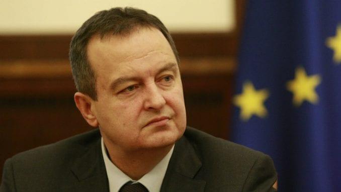 Dačić: Sednica SB o Kosovu u februaru 1