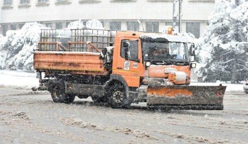 Ministarstvo: Putarska preduzeća da obezbede prohodne puteve i bezbedno odvijanje saobraćaja 7