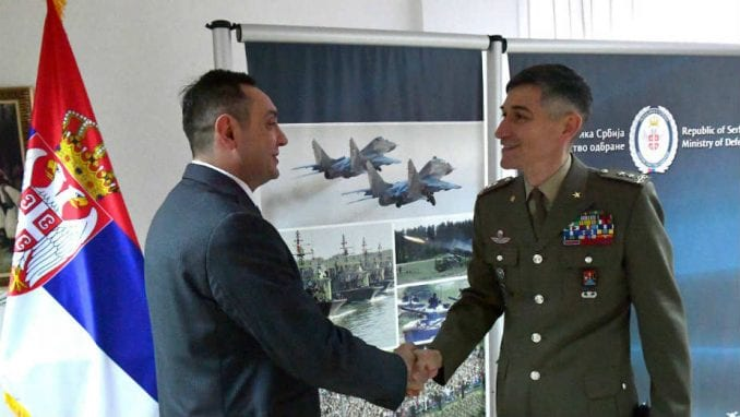 Vulin zatražio od komandanta Kfora da ta misija ostane u punom kapacitetu na Kosovu 3