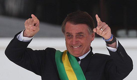 U Brazilu 54 odsto ispitanika za opoziv Bolsonara 1