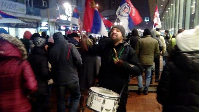 Građanski front organizuje lanac borbe protiv diktature 4