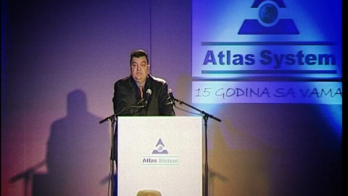 Optuženi vlasnik Atlas grupe Duško Knežević osnovao Pokret Do slobode 1