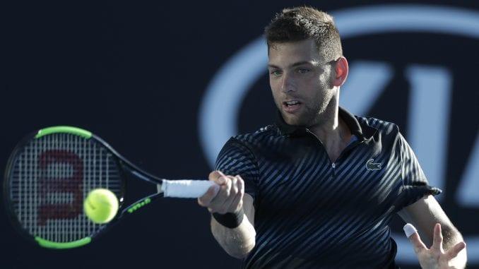 Krajinović bez plasmana u četvrtfinale turnira u Dubaiju 2