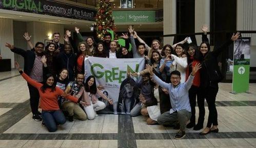 Go Green in the city: Takmičenje za energetski održivije gradove 2