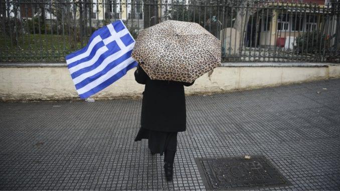 U Grčkoj oskrnavljeni jevrejski grobovi i spomenik Holokaustu 3