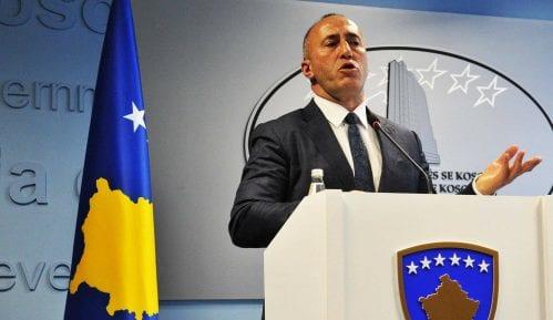 Gazeta: Haradinaj će Vladi Kosova predložiti izdvajanje 250.000 evra za podršku protiv ID 1