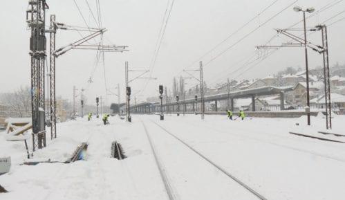 Železnički saobraćaj se redovno i nesmetano odvija 15