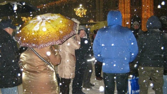 Inicijalno okupljanje u Smederevu 1