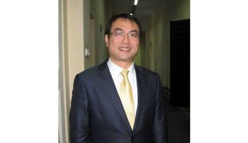 Novu godinu zaposlenima u RTB Bor čestitao generalni direktor Long Ji 12