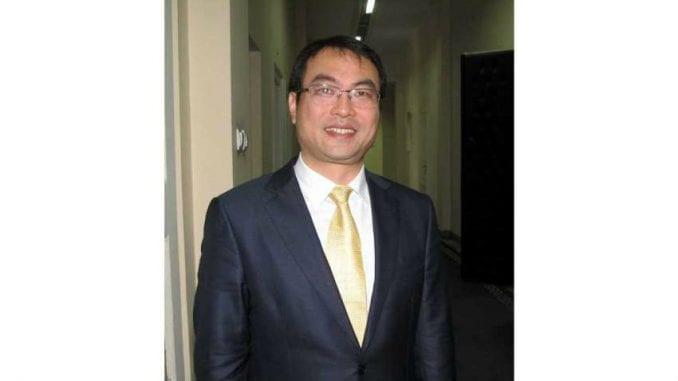 Novu godinu zaposlenima u RTB Bor čestitao generalni direktor Long Ji 1