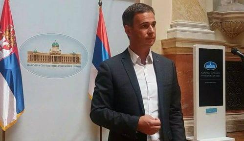 Aleksić: Vraćanje mandata Jeličiću dokaz da je režim ogrezao u bezakonju 5