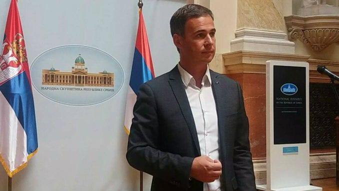 Aleksić: Vraćanje mandata Jeličiću dokaz da je režim ogrezao u bezakonju 1