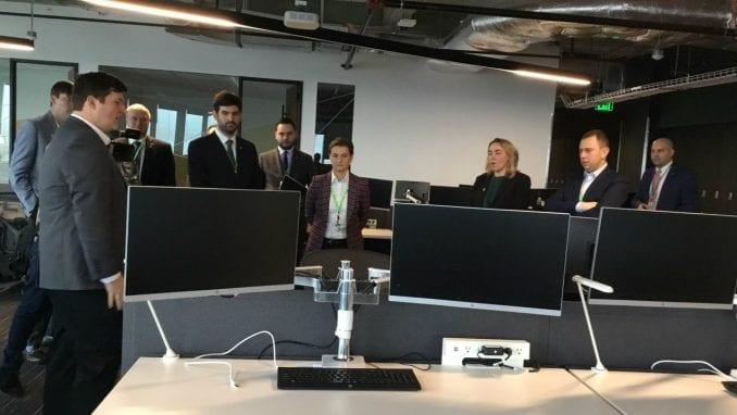 Brnabić: Postignut dogovor sa NCR da u aprilu počnu radovi na izgradnji kampusa 3