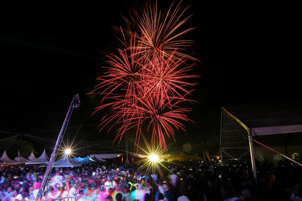 Vatrometi obeležili početak Nove godine u svetu (FOTO) 18