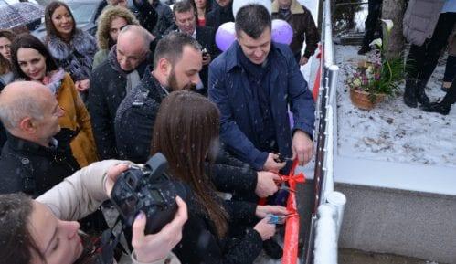 Otvorena kuća za smeštaj maloletnih migranata bez pratnje u Loznici 12