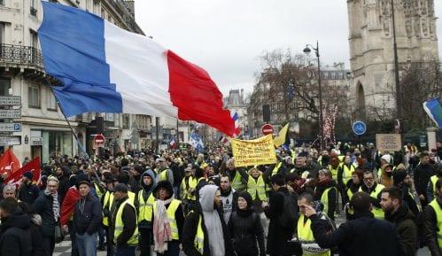 Francuska: Parlament raspravlja o pravu na ograničenje protesta 8
