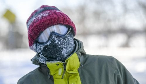 Polarni talas pogodio sever SAD 7