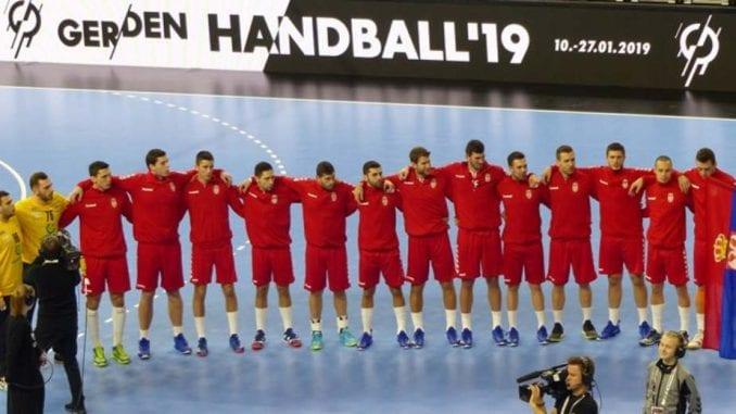 Srbija se porazom oprostila od Svetskog prvenstva u rukometu 3