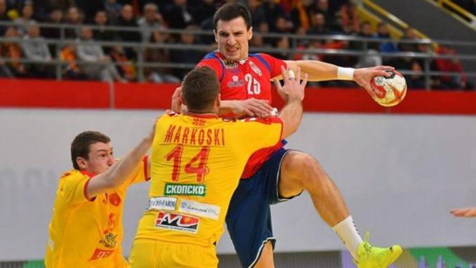 Poraz rukometaša Srbije od Makedonije 1