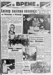 Veliki govor Hitlera 1939: Nemačka ne bi propala bez kolonija 2