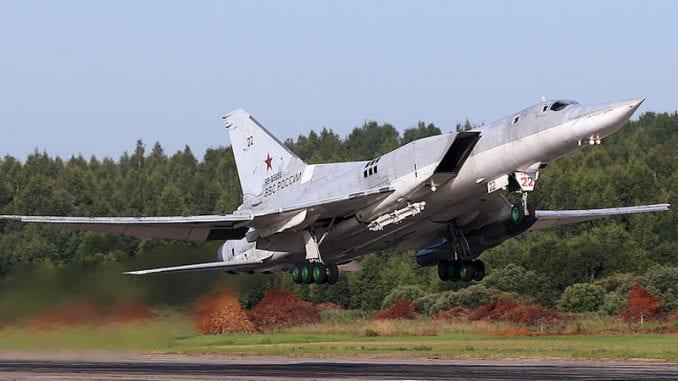 Rusija: U padu bombardera Tupoljev troje mrtvih 3