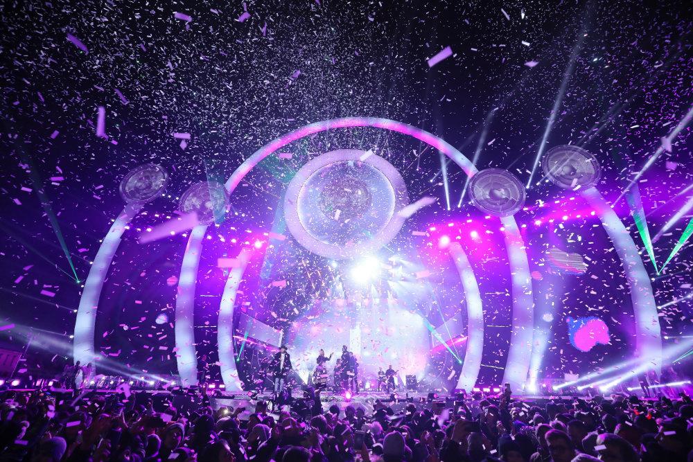 Vatrometi obeležili početak Nove godine u svetu (FOTO) 20